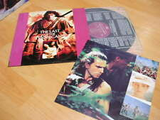 THE LAST OF THE MOHICANS orig 1993 press EX KOREA LP RANDY EDELMAN/CLANNED/OST