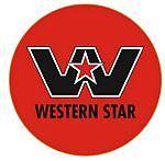 Leather Key Fob Western Star
