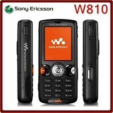 New Original Sony Ericsson W810 W810i Mobile Phone 2MP Camera Bluetooth phone