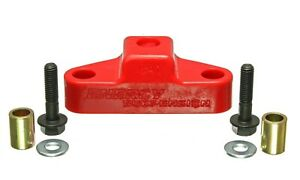 Energy Polyurethane Shifter Bushing Set for 03-04 FRS BRZ (Red)