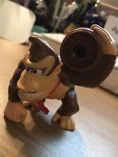"Mario Superstars DONKEY KONG Toy Nintendo Happy Meal Figure 4"""
