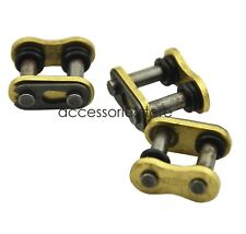 Connecting Link for 428 Heavy Duty Chain Master Link with O-ring 3 PCS