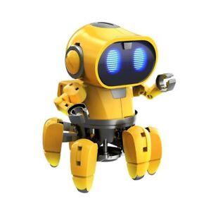 Tobbie The Robot Construction Kit Educational Toy Interactive Robot smart