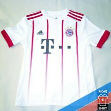 Boys Bayern Munich away shirt 2017
