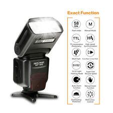 K&F Concept TTL Flash Speedlite Master/Slave Unit HSS 1/8000s Wireless for Nikon