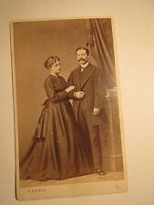 Hamburg-Mr & Mrs Governing Council zimmler Born Schmidt-ZILLMER?/CDV