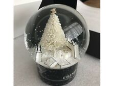 CHANEL, Authentic, Genuine Snow Globe,CHANEL Little Christmas World, New, Boxed