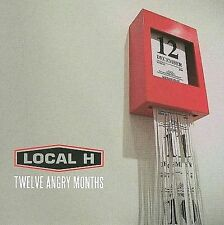 LOCAL H - Twelve Angry Months - CD - **BRAND NEW/STILL SEALED** - RARE