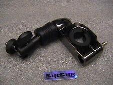 Zinc Alloy Pro Camera Clamp Roll Bar SeatPost Pan Tilt Mount For Gopro hd Hero