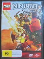 LEGO Ninjago - Masters of Spinjitzu : Series 5 : Vol 2 ( Region 4 DVD ) BrandNEW