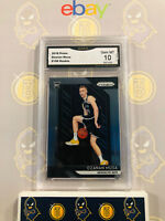 2018-19 Prizm Dzanan Musa #198 Rookie - 10 GEM MINT GMA Graded Basketball Card