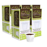 500-Count Disposable Paper Coffee Filters for Keurig Universal Reusable K-Cups
