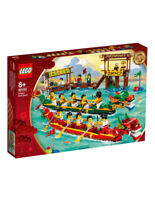 LEGO 80103 Dragon Boat Race - Brand New In Box - Free Gifts Offer!!