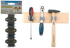 Besenhalter Gerätehalter Wandhalter Werkzeug Halter Gartengeräte Halterung Besen