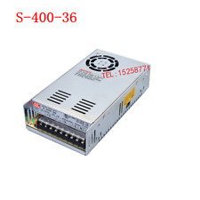 1pc S-400-36 DC36V 11A 400W Switching Power Supply For LED Light
