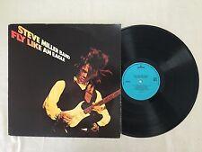 STEVE MILLER BAND FLY LIKE AN EAGLE 1976 AUSTRALIAN PRESS LP