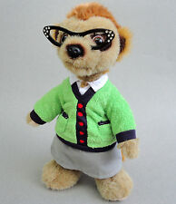 Meerkovo Meerkat Plush Maiya Girl 11in Ad Promo Compare The Market Insurance