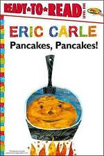 Pancakes, Pancakes! (The World of Eric Carle)-ExLibrary