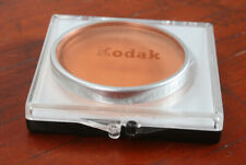 KODAK SERIES VI DAYLIGHT FILTER FOR TYPE A FILM, WITH CRACKED CASE/178180