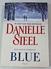 Blue by Danielle Steel Paperback Book Novel 2016