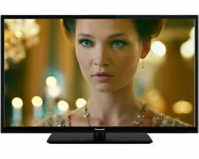 "PANASONIC TX-32FW334 32"" 80cm HD LED Fernseher Triple Tuner Klavierlack B-Ware"