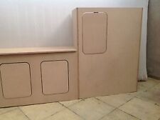 FORD,MERC, VITO,CITROEN, VAUXHALL  KITCHEN UNIT/POD CUPBOARDS CAMPER VAN  POD