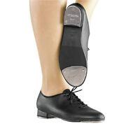 NIB So Danca TA04 Black Lace Up Tap Shoe Size 11M 11