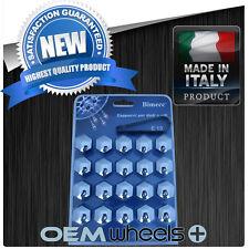 (20) NEW 19MM HEX CHROME CAP COVERS FASTENERS LUG BOLTS NUT GMC RIM WHEELS ITALY