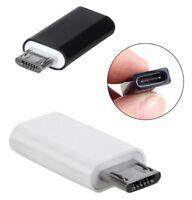 2 STÜCK Type-C Buchse zu Micro USB Stecker USB 3.1 Konverter Adapter Android Mac