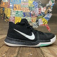 Nike Kyrie 3 GS Black Ice 859466-018 Youth 6Y