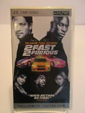 2 Fast 2 Furious UMD Video For PSP,