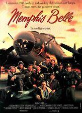 Memphis Belle Matthew Modine Eric Stoltz Tate D 1990 Danish Movie Press Release