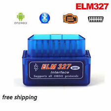 Mini ELM327 OBD2 V2.1 Car Bluetooth Scanner Android Auto Scan Diagnostic Tool HY