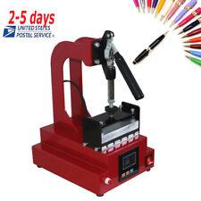Digital Pen Heat Press Machine for Ball-point Pen Heat Transfer Printing UPS