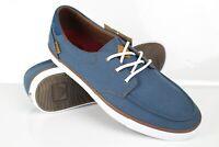 Reef Men's Deckhand 3 Sneaker Casual Beach Shoes Size 11 Navy Blue