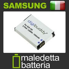 Batteria Alta Qualità SOSTITUISCE Samsung SLB10A