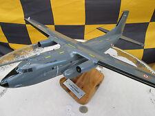 LOCKHEED C - 160 Transall Riesig ca.1:82 Woodmodel /Avion / Aircraft / YakAir