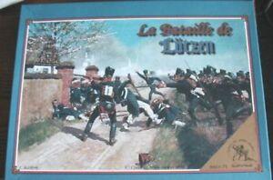 CLASS OF ARMS - BOARD WARGAME - LA BATAILLE DE LUTZEN - NAPOLEONICS