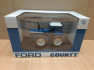 Universal Hobbies 1:32 Scale Ford TW-30 County 1884 4WD Diecast Tractor UH6302
