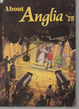 ABOUT ANGLIA '75 FIRST EDITION PAPERBACK 1974