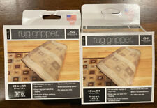 """Mohawk Home Rug Gripper Tape, 2.5""""x25', Ivory, NEW! TWO PACK"""