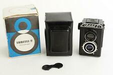 LOMO Lubitel 2 TLR camera, Boxed