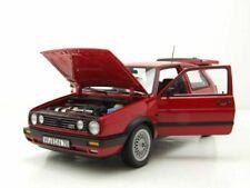 VW GOLF II GTI 1990 RED NOREV 188438 1/18 VOLKSWAGEN MKII ROT ROSSO ROUGE