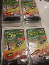 4xStrikeJacket(33pcs/pack)Hardbody/Soft plastic Lures/worms/hooks $35 freeship