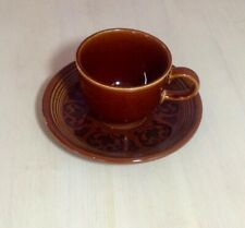 AMBERSTONE SHEFFIELD  CUP AND SAUCER