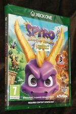 Spyro Reignited Trilogy XBOX ONE XB1 NEW SEALED Free UK p&p UK Seller