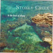 In the land of plenty - Stoney Creek