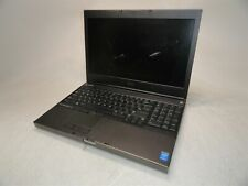 New listing Dell Precision M4800 Workstation Core i7-4610m 3.0Ghz 4Gb Cracked Screen As-Is