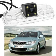 Car CCD Night Vision Rear View Parking Camera For skoda Octavia 2008-2012
