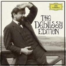 The Debussy Edition  (UK IMPORT)  CD NEW